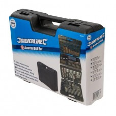Silverline 204pc Assorted Drill Set